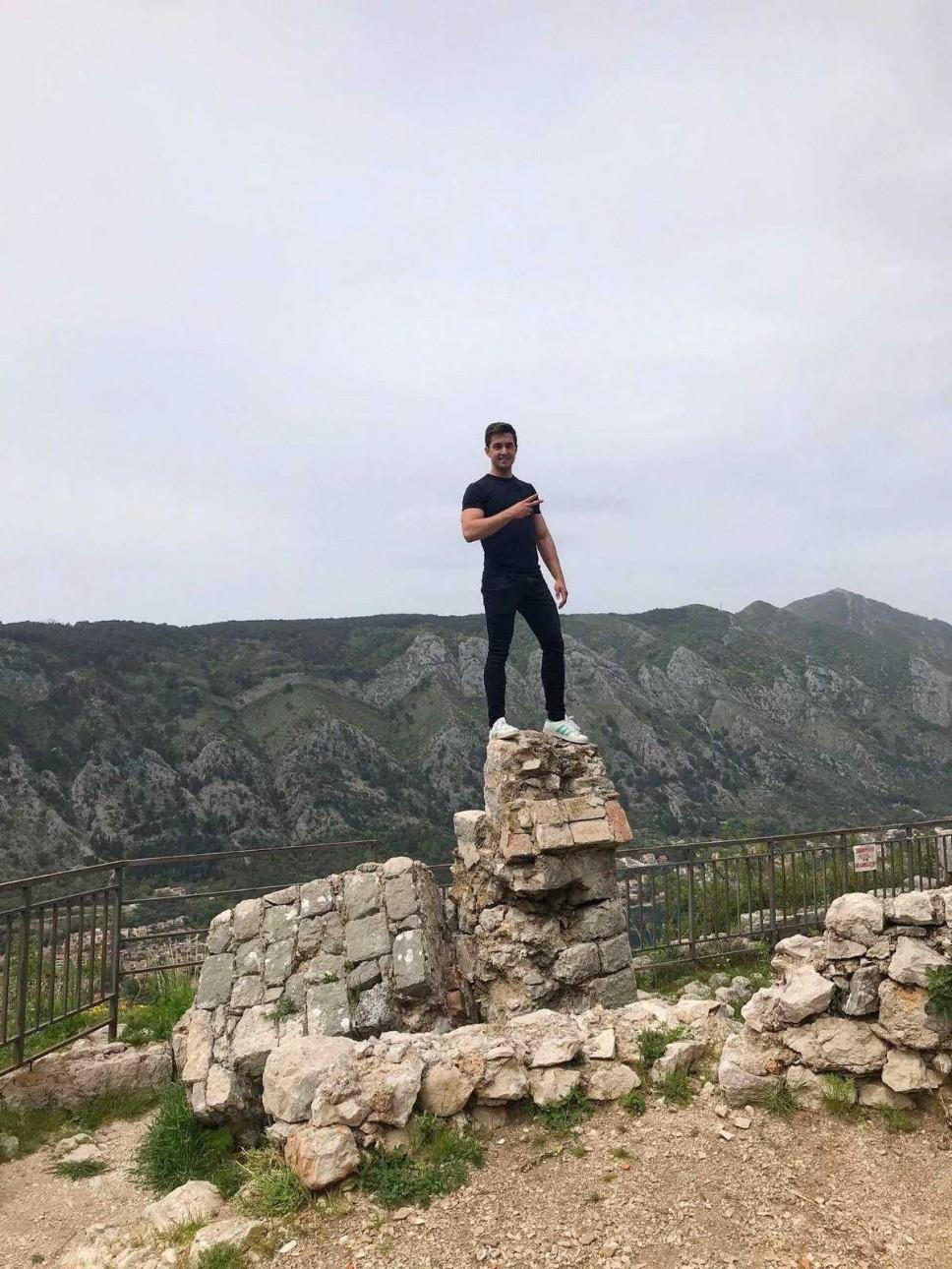Student iz Brašova o Erasmus + iskustvu u Crnoj Gori