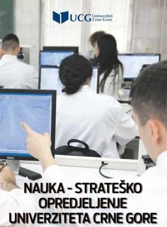 Specijalno izdanje: Nauka - strateško opredjeljenje Univerziteta Crne Gore