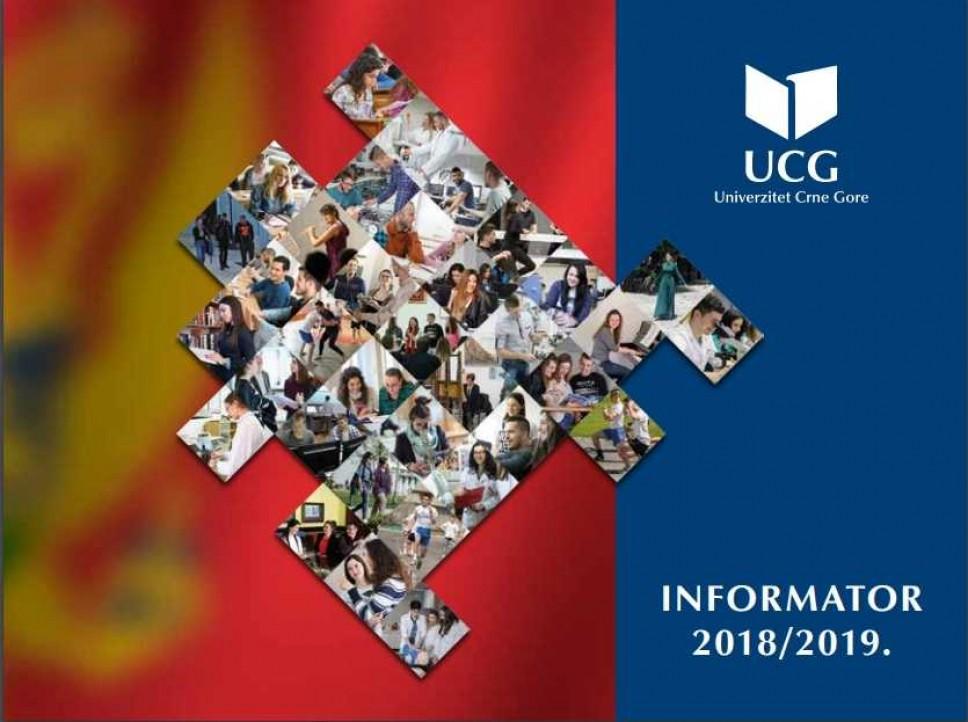 Studentski informator 2018.