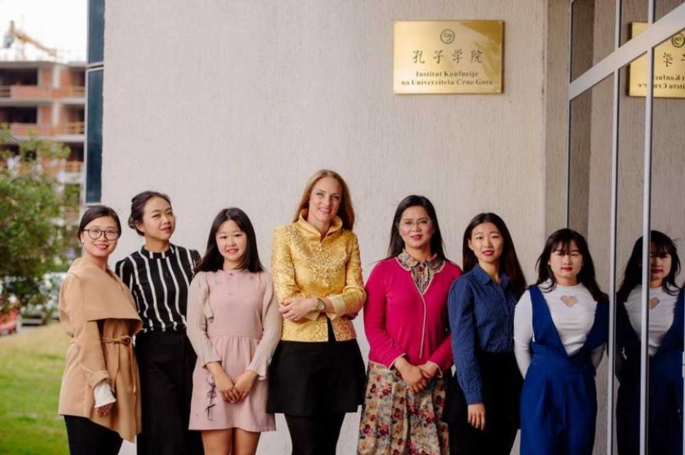 Pet godina postojanja Instituta Konfucije na Univerzitetu Crne Gore