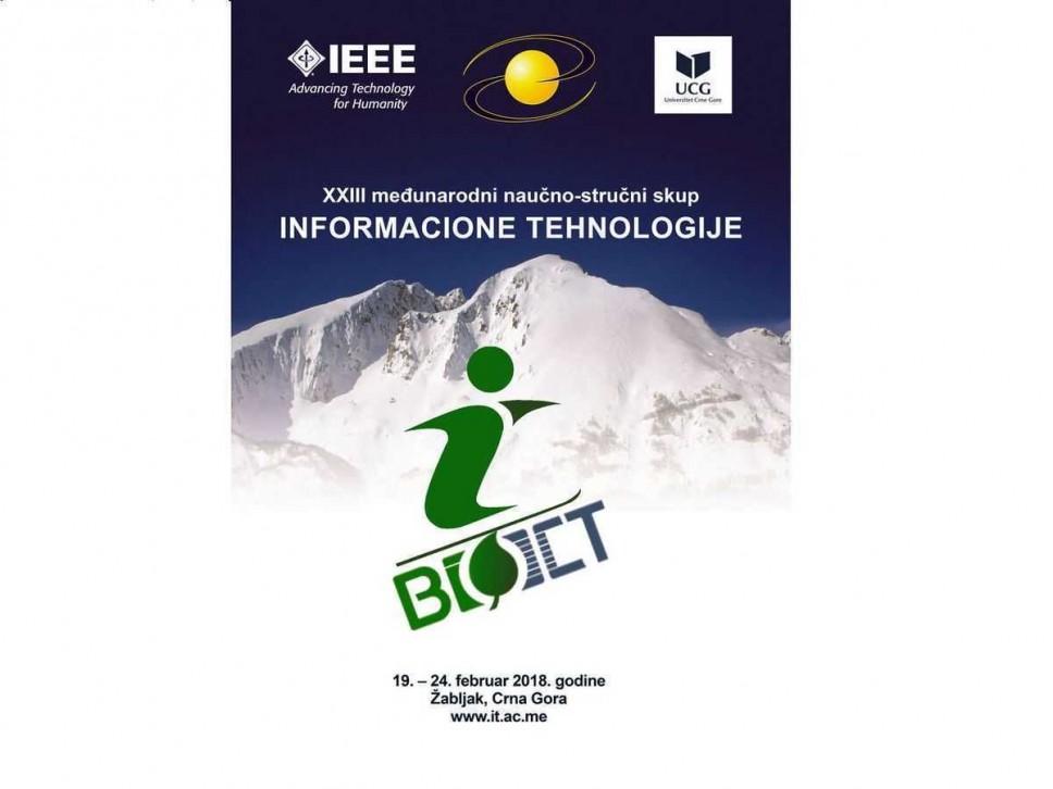 Međunarodna naučno-stručna konferencija o informacione tehnologijama na Žabljaku