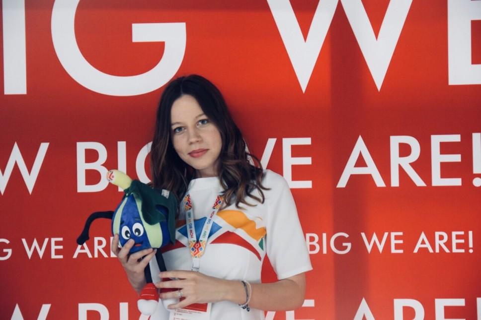 Ivana Gazivoda, najbolji student Ekonomskog fakulteta za studijsku 2019/20. godinu