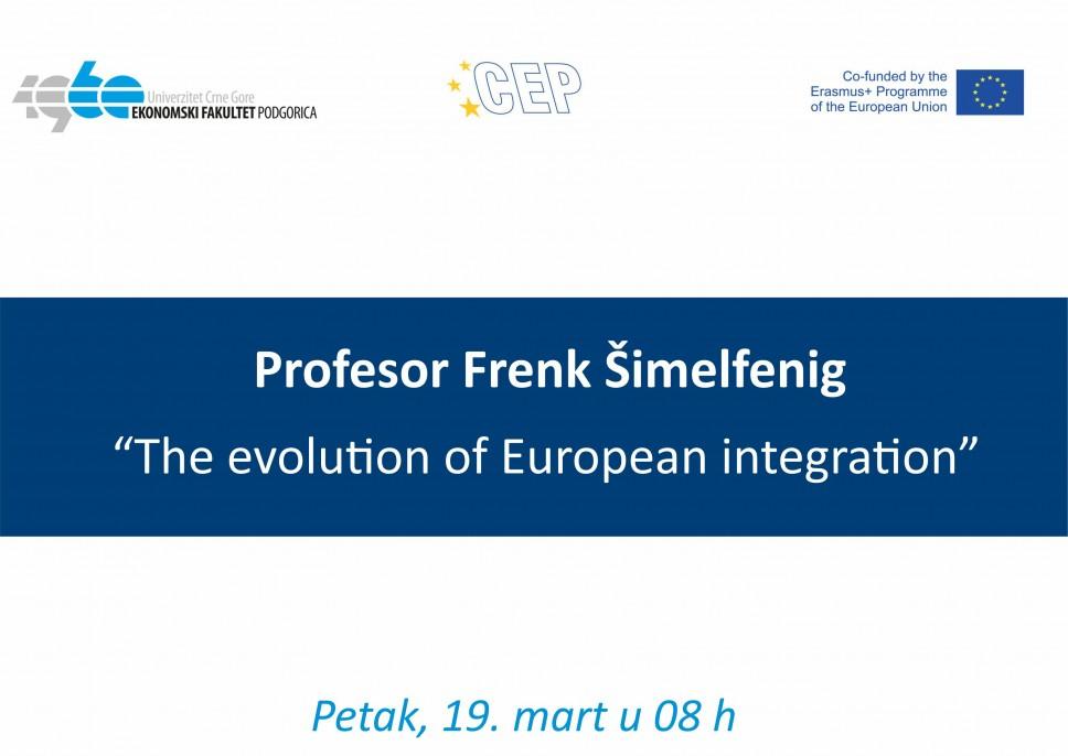 Predavanje u okviru Erasmus + projekta