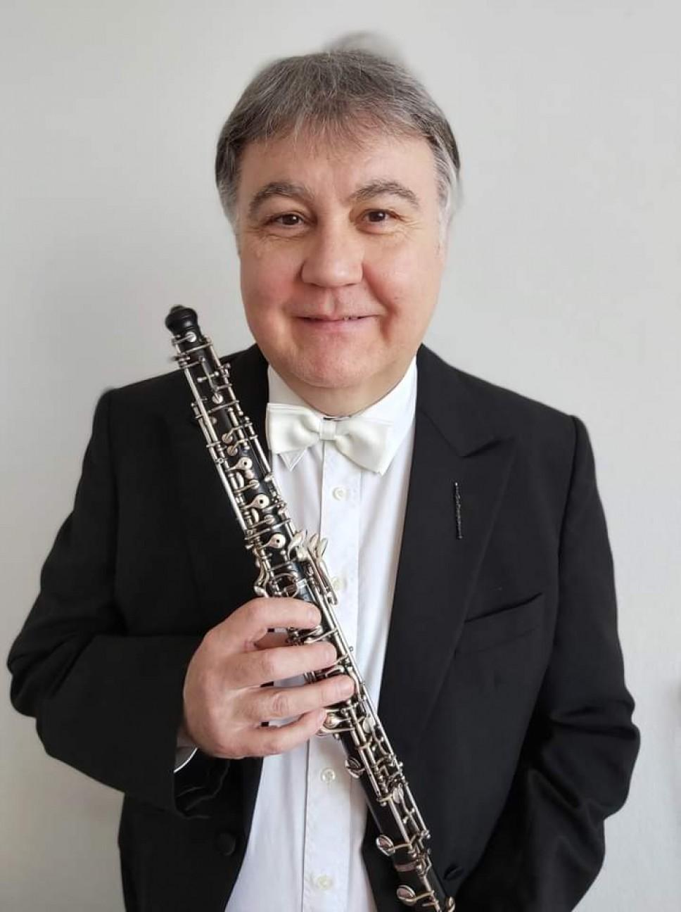 Masterclass oboiste i profesora Dragana Lazića na Muzičkoj akademiji