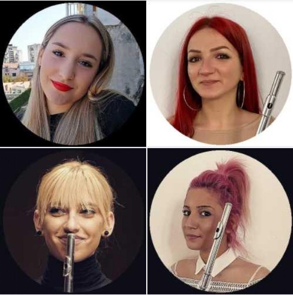 Studentkinje Muzičke akademije nagrađene na Međunarodnom takmičenju Konstantin Veliki