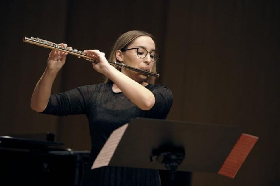 Studentkinja Muzičke akademije Žunja Lipanović postigla najbolje rezultate na dva međunarodna takmičenja