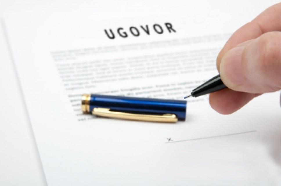 VAŽNO - potpisivanje Ugovora o studiranju