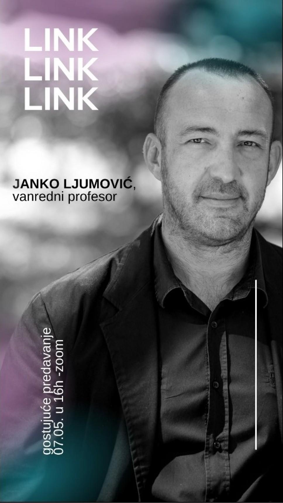 Profesor Janko Ljumović u pilot projektu kolaborativne metode učenja pozorišne produkcije