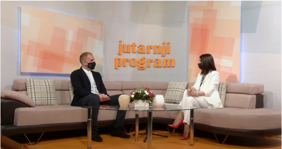 Dekan Popović o međunarodnoj naučnoj CSA konferenciji za TV Nikšić