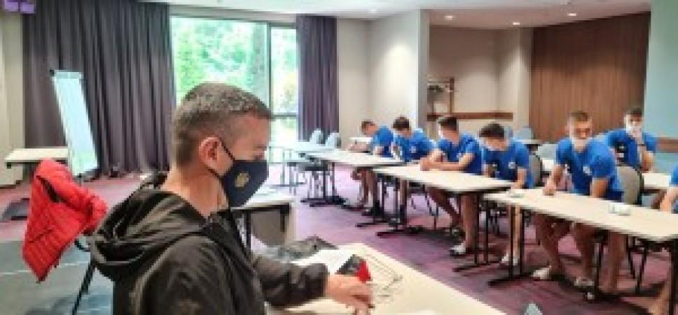 U Podgorici testirani omladinski reprezentativci Bosne i Hercegovine u fudbalu