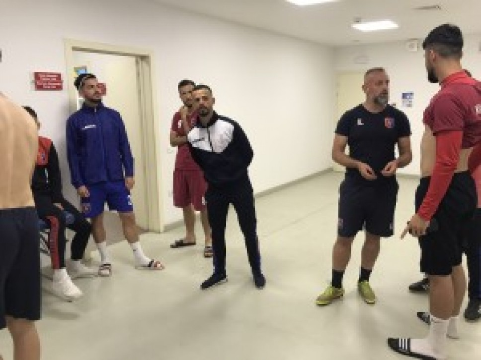 U Skadru testirani devetostruki šampioni Albanije u fudbalu