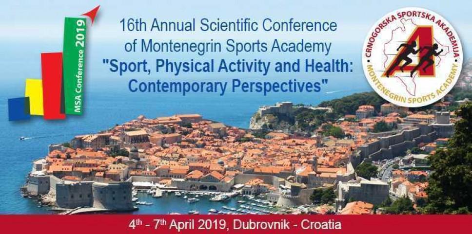 CSA konferencija na svjetskoj listi događaja u oblasti nauke o sportu