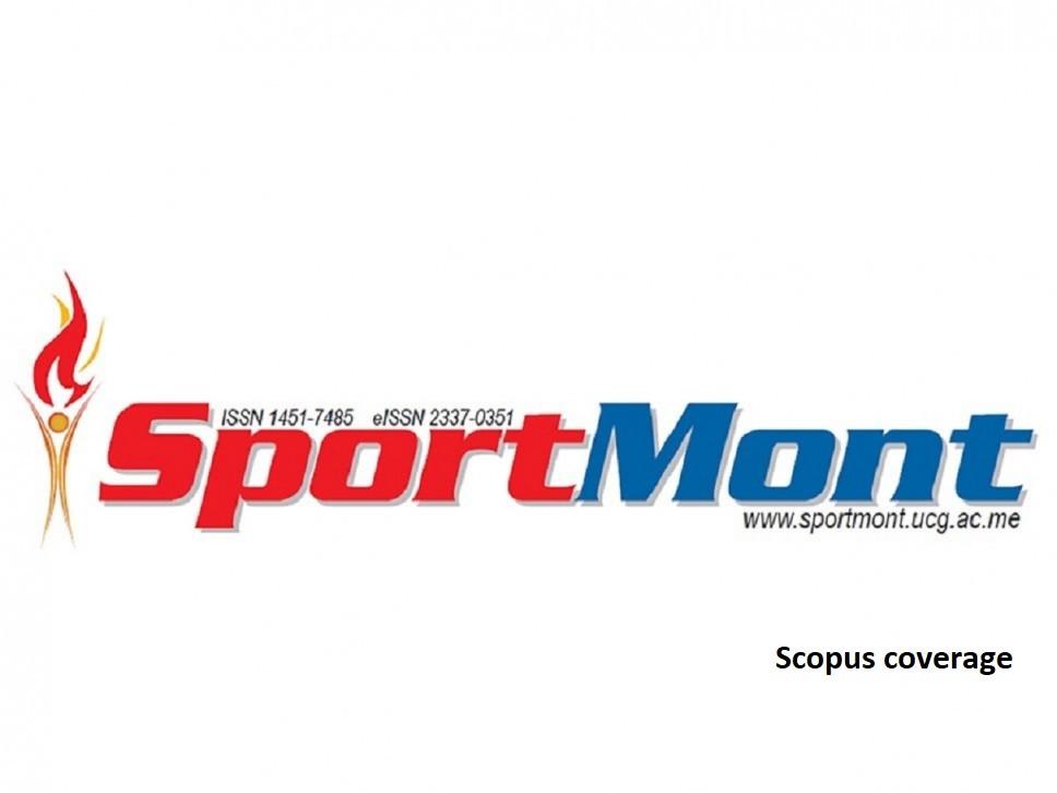 Sva izdanja SportMont od  2003 - 2020. godine