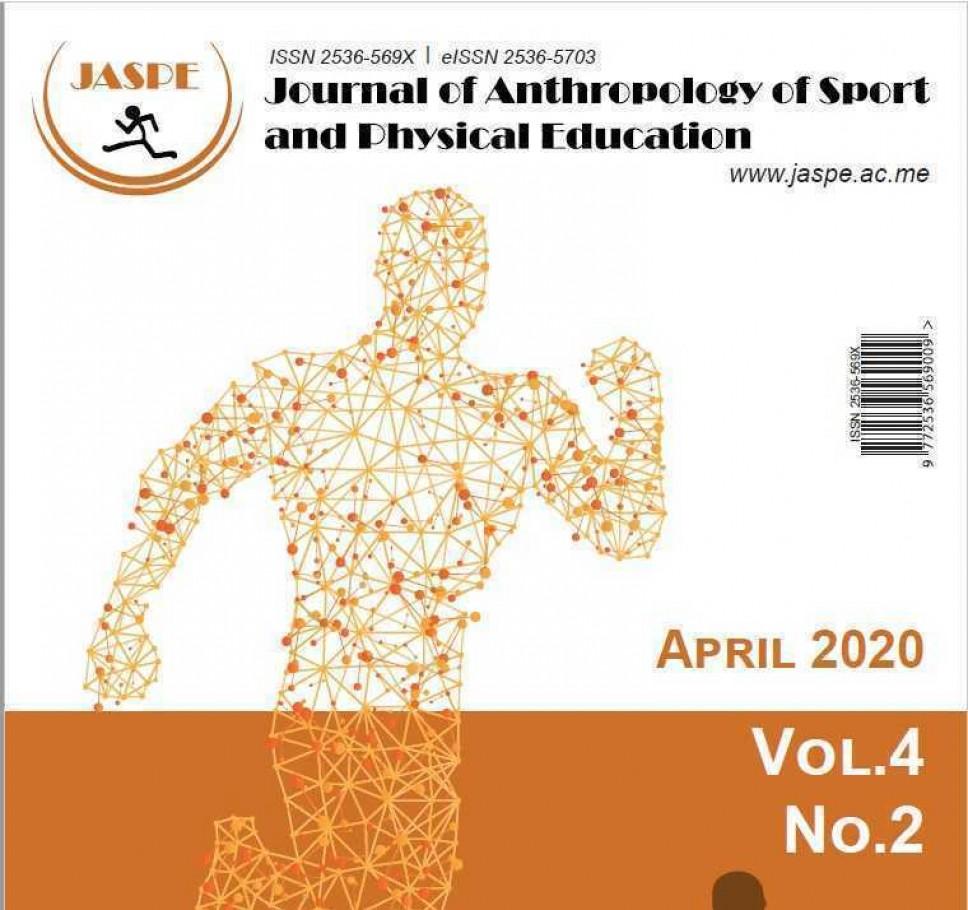 Međunarodni naučni časopis JASPE: Od istraživanja trendova morfoloških karakteristika Cetinjana do uticaja životnih stilova na dijabetes 2