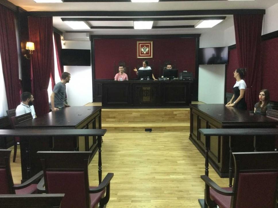 Uspješno završen intenzivni kurs engleskog jezika pravne struke  u okviru Erasmus+ projekta ReFLAME