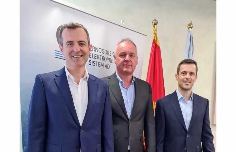 Predstavnici Univerziteta Crne Gore u posjeti CGES-u