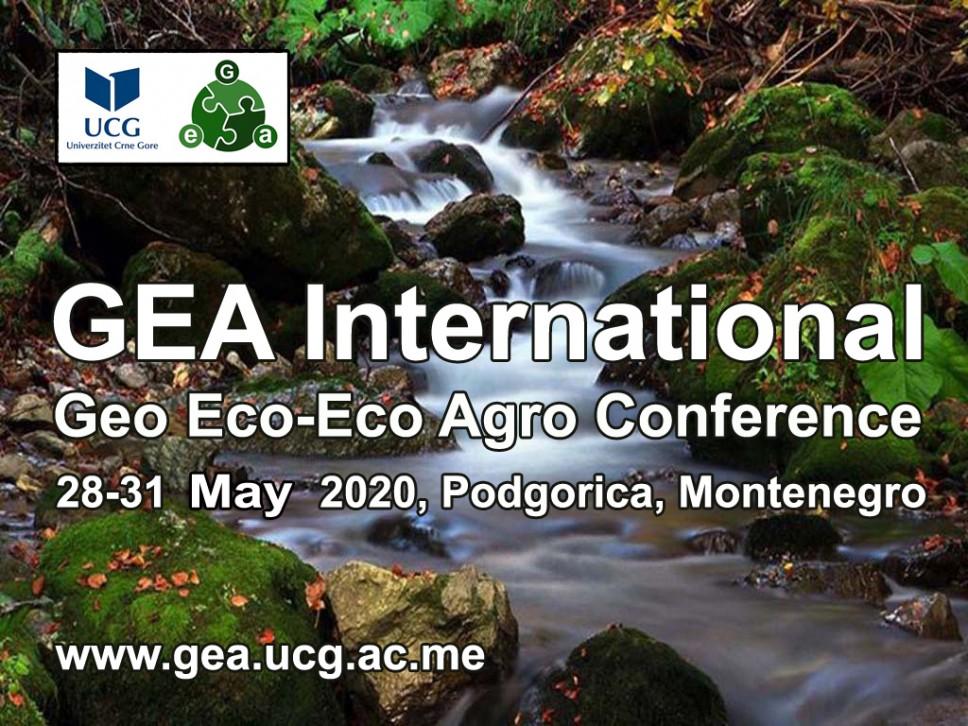 Na Univerzitetu Crne Gore naučnici svijeta o geografskim, ekološkim i agro temama