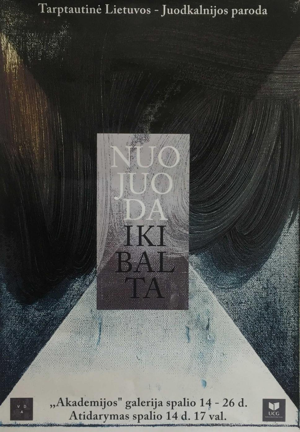 Izložba profesora Fakulteta likovnih umjetnosti UCG u Litvaniji