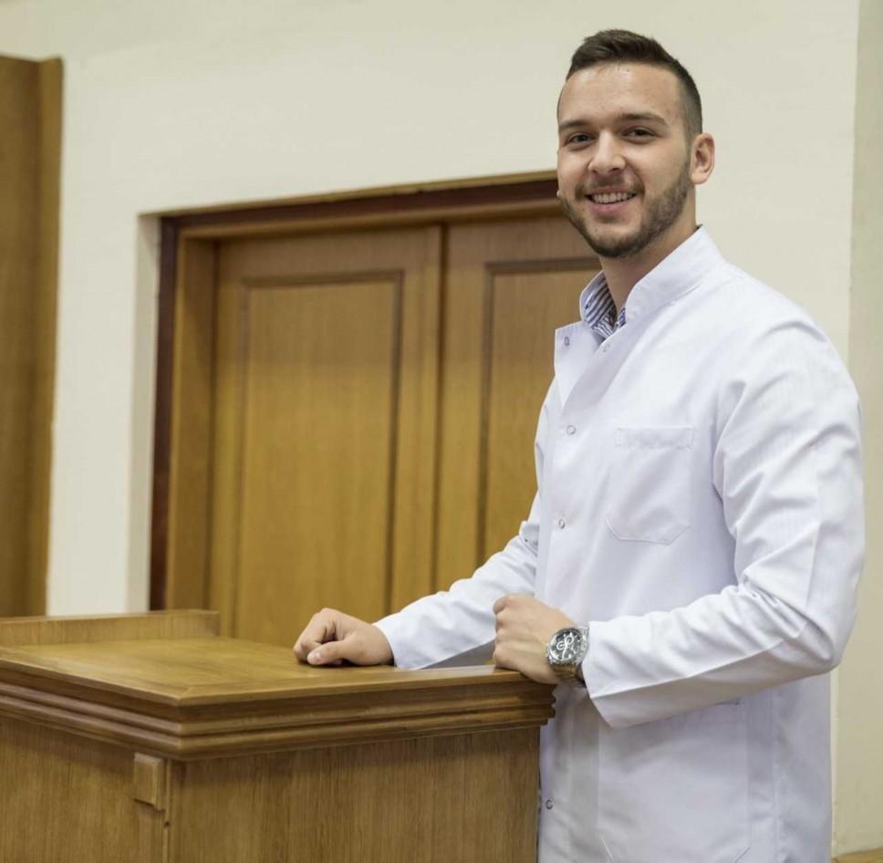 Student povjerenik Medicinskog fakulteta o pandemiji korona virusa i doprinosu studenata njegovog fakulteta