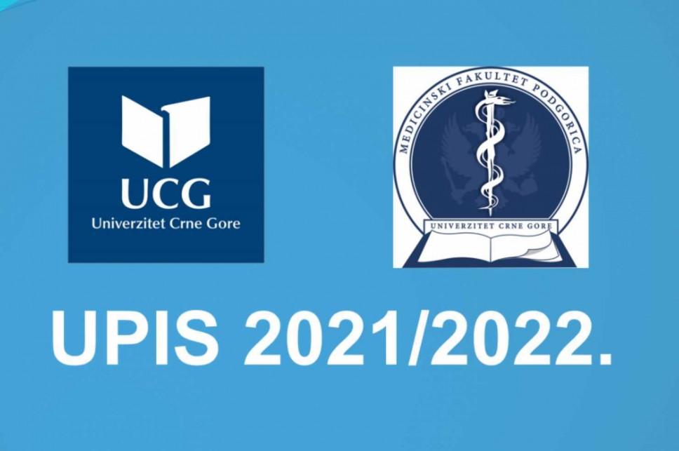 Upis 2021/2022. - II upisni rok