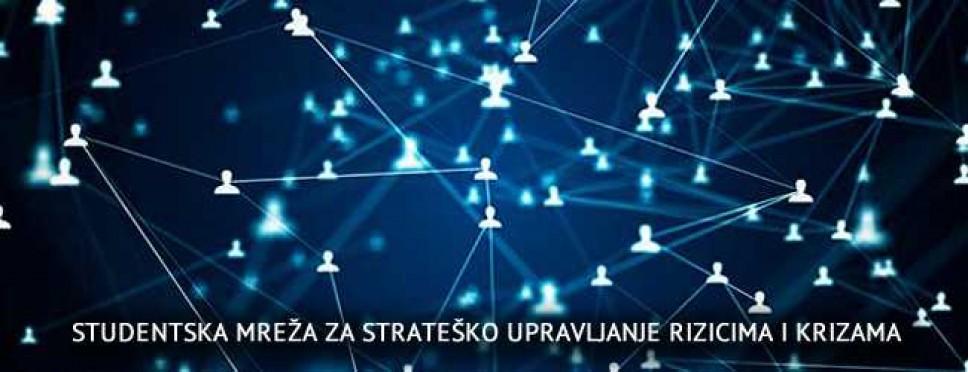 Prva regionalna studentska mreža za strateško upravljanje rizicima i krizama - ISMR Student Network
