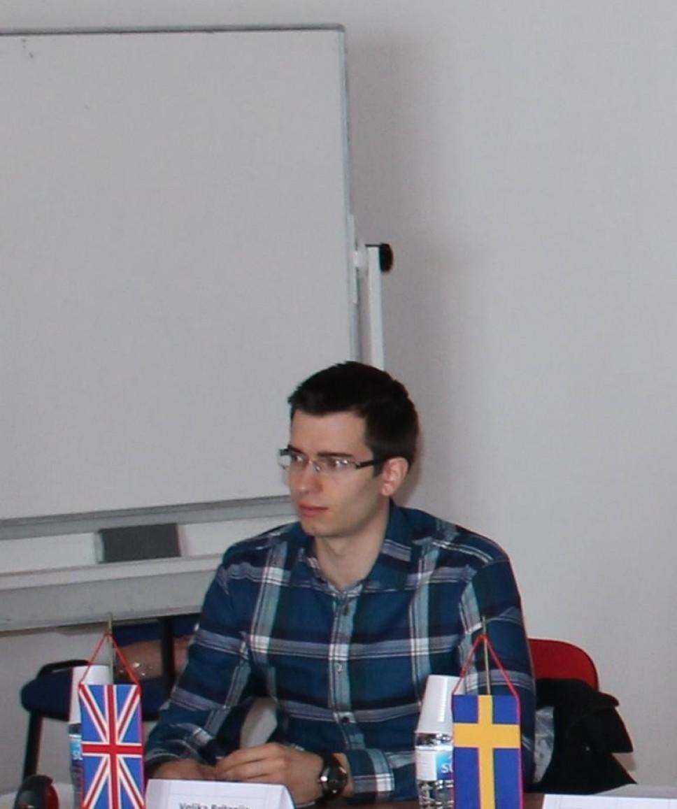 Biografija - mr Jeknić Ivan