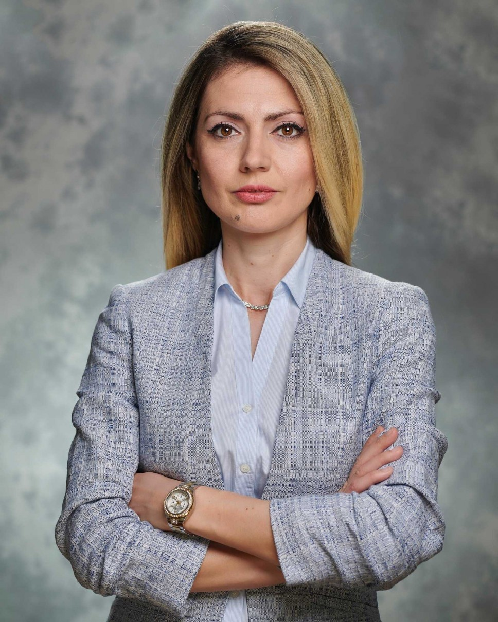 Biografija - Orović Irena