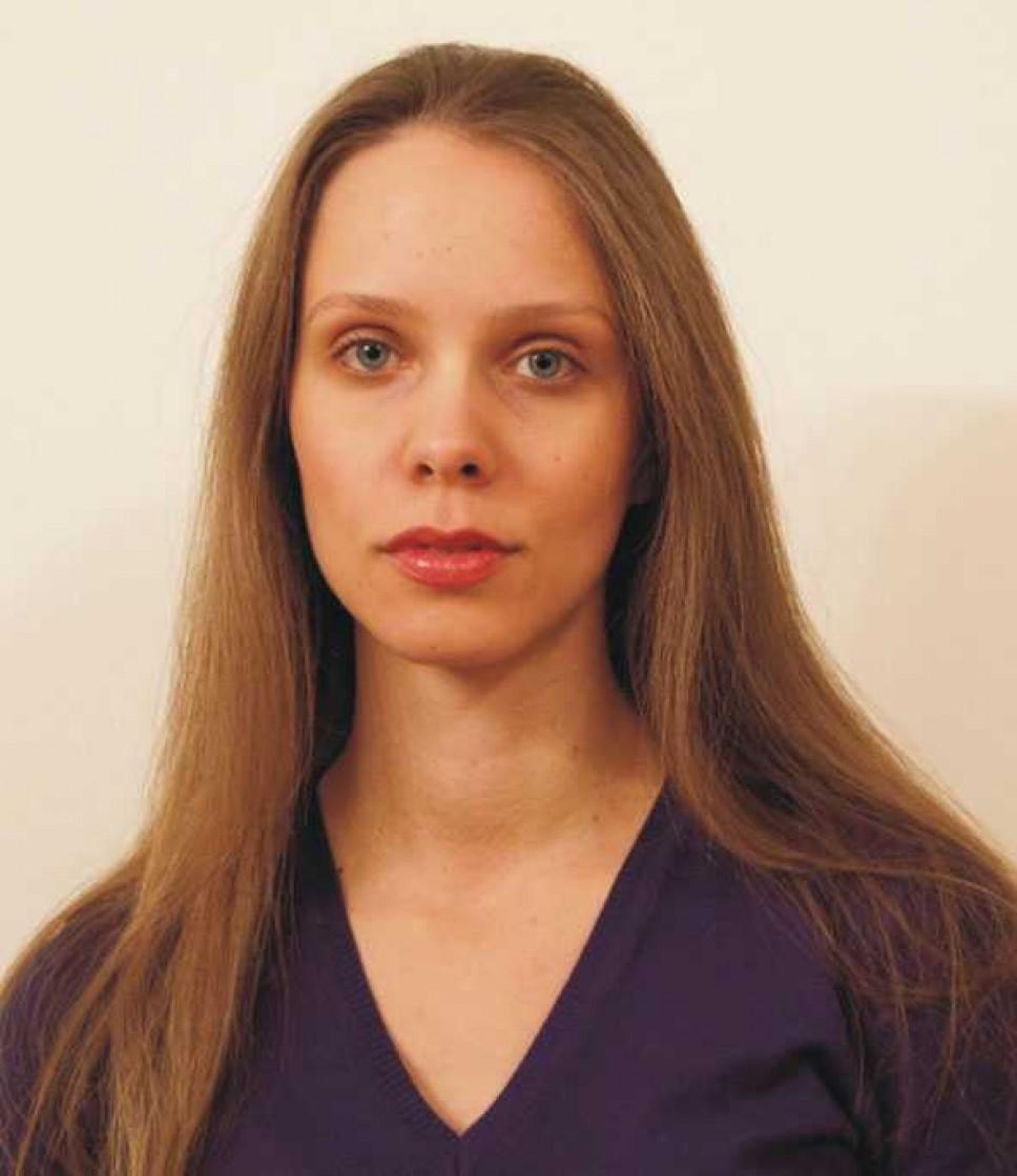 Biografija - Erceg Milena
