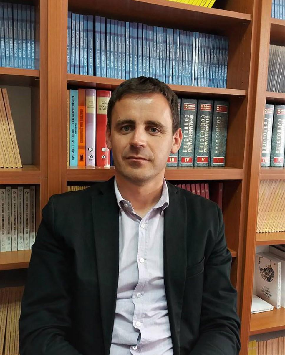 Biografija - Šarović Rade