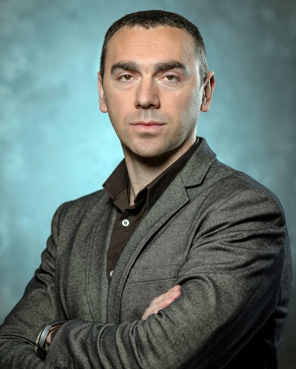 Biografija - Goran Ćeranić