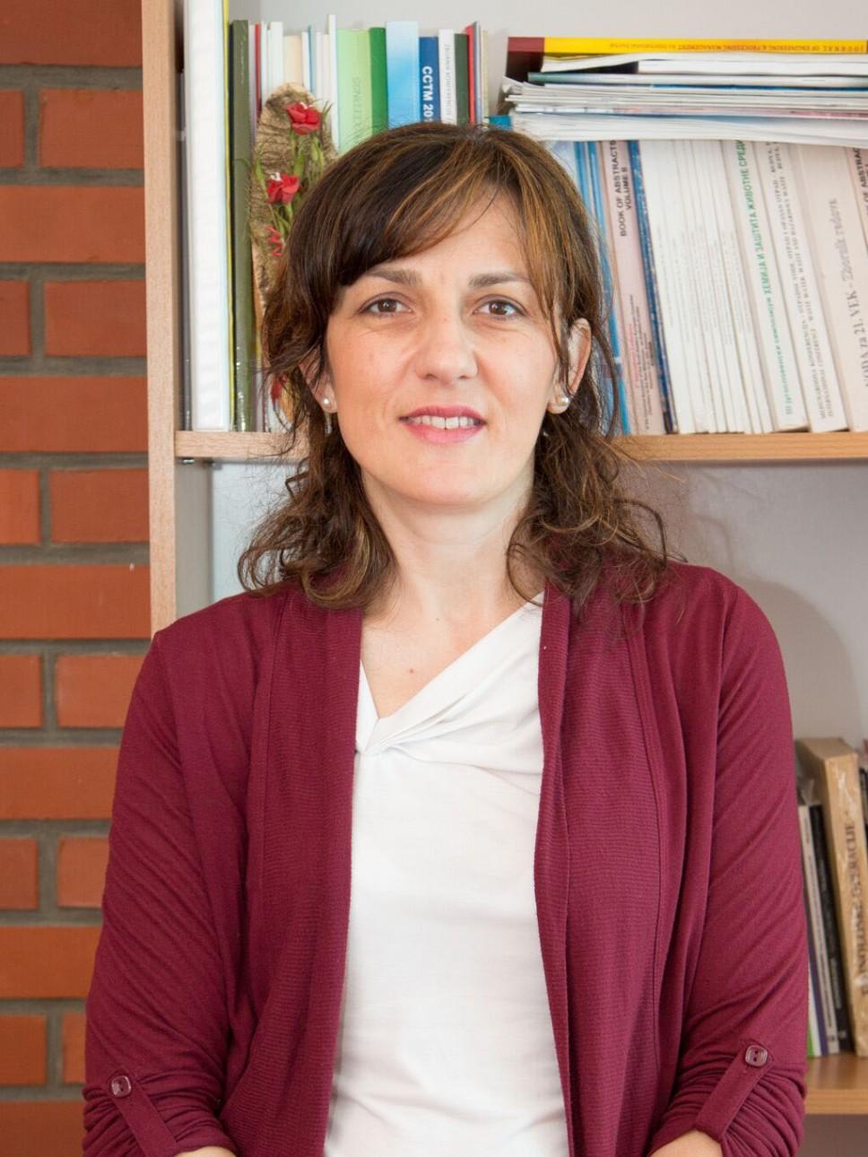 Biografija - Tadić Milena