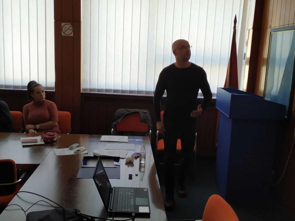 Predavanja prof. dr Nemanje Đukića