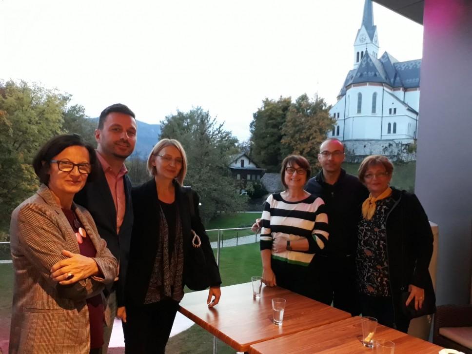 Regionalni simpozijum sociologa na Bledu (Slovenija)