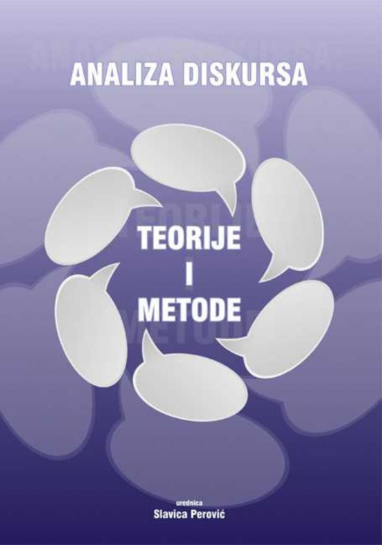 Analiza diskursa: teorije i metode