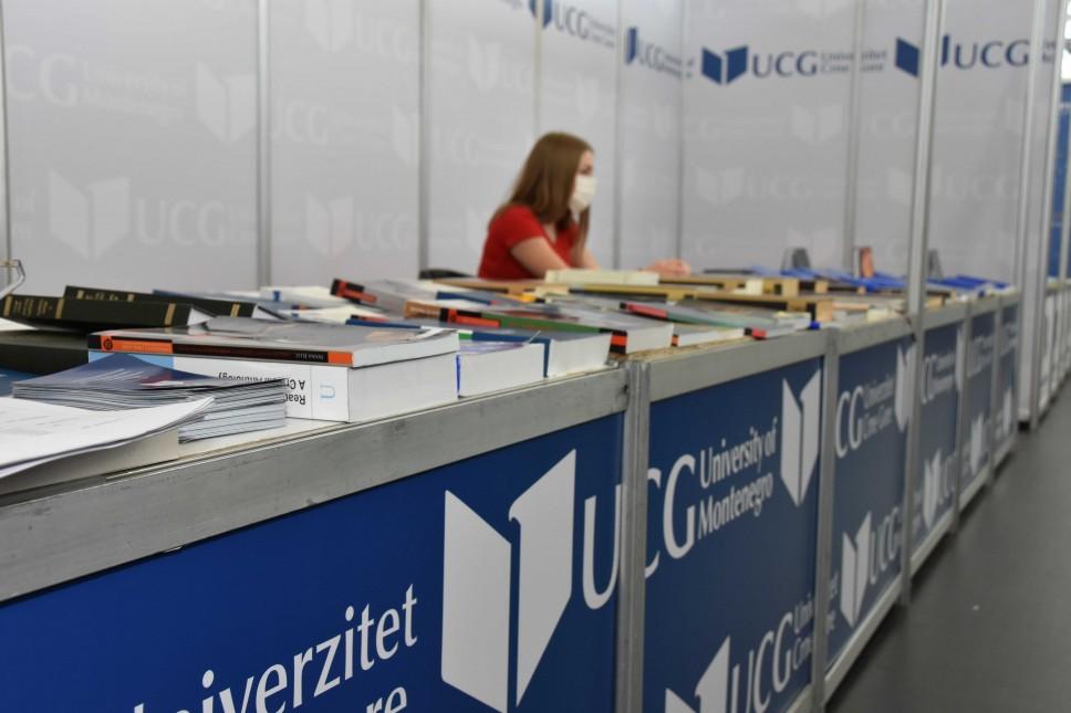 Univerzitet Crne učestvovaće na Jesenjem sajmu knjiga u Nikšiću