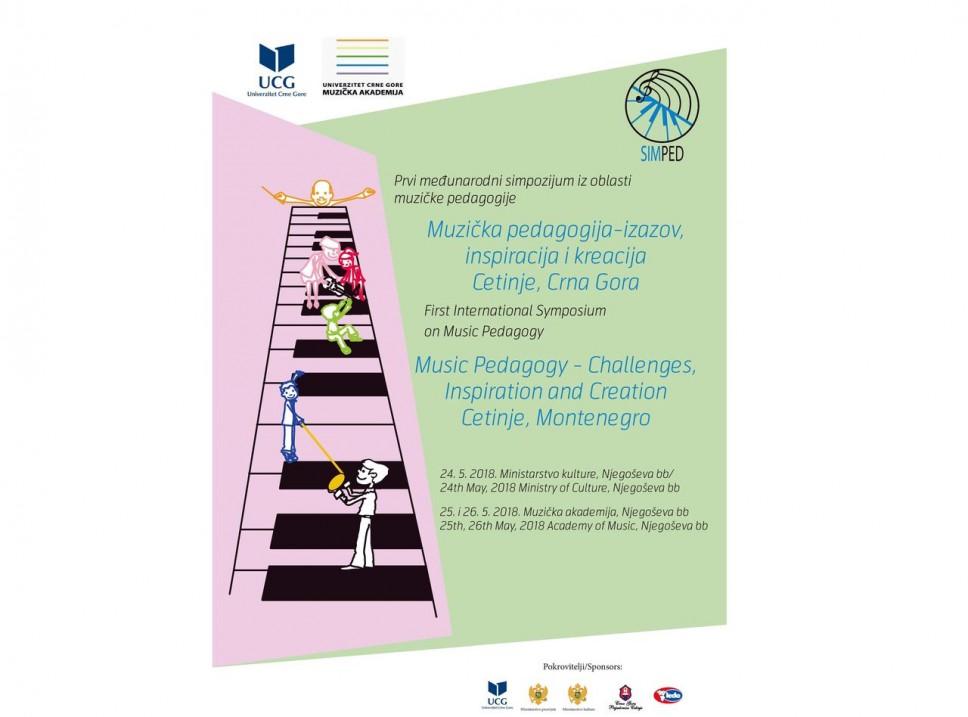 Počinje Prvi međunarodni simpozijum iz oblasti muzičke pedagogije