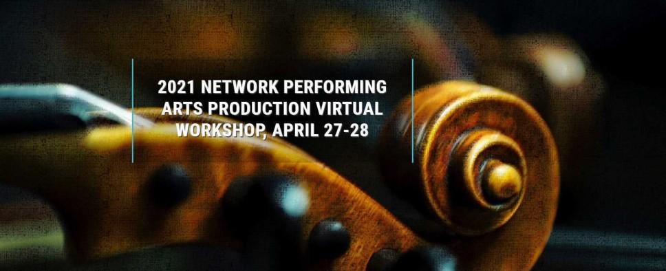 Besplatna virtuelna radionica produkcije mrežnih izvedbenih umjetnosti 27.-28. aprila