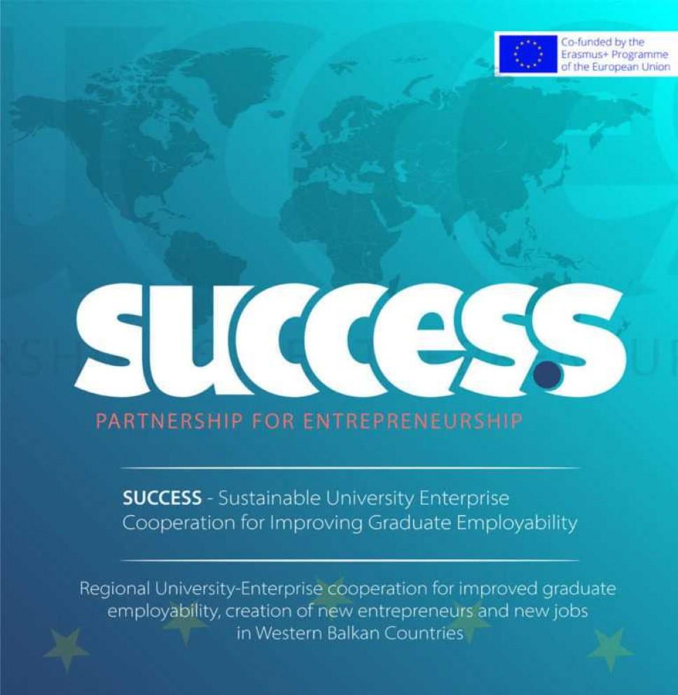 I monitoring misija Erasmus+ projekta SUCCESS