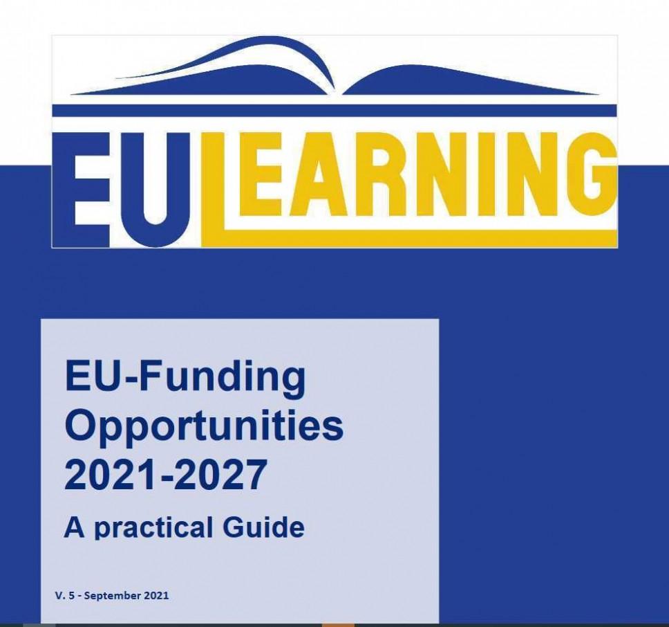 Priručnik o mogućnostima EU finansiranja za period 2021-2027. godine