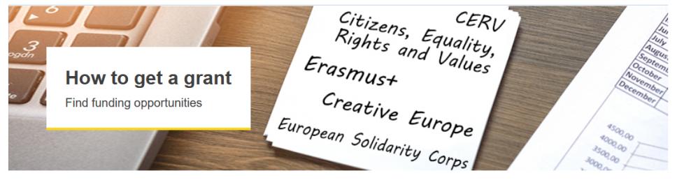 Uputstva i vodiči Evropske komisije za mogućnosti finansiranja iz EU fondova