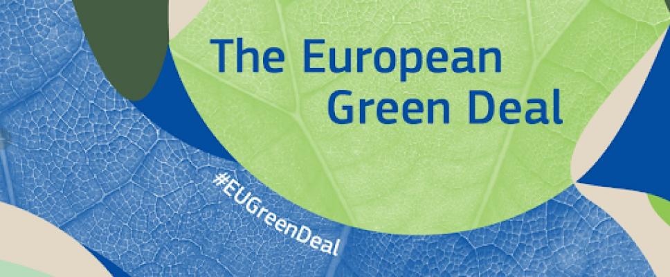 Finansijski program za evropski Zeleni SporazumEU Green Deal