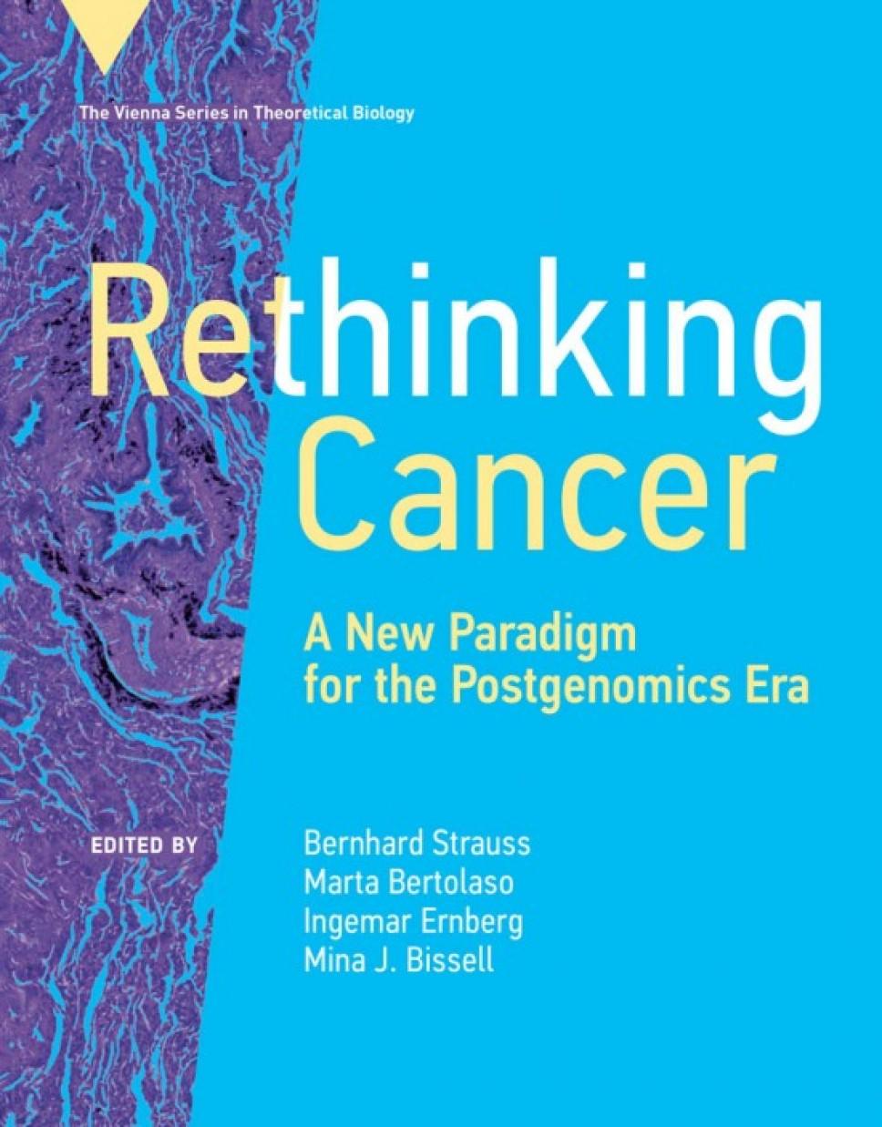 Nova knjiga iz oblasti istraživanja kancera