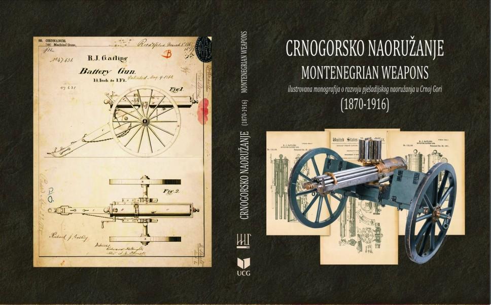 Crnogorsko naoružanje (1870-1916)