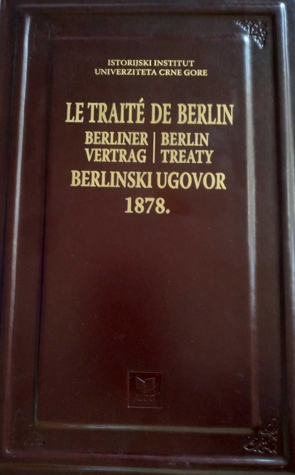 Berlinski ugovor 1878.
